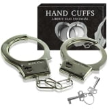 Algemas Metal HAND CUFFS