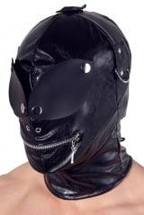 Mascara Capuz com abertura Olhos e Boca - Role Play