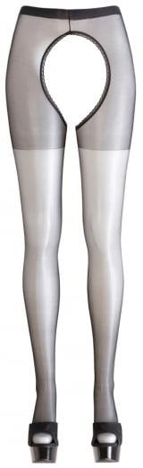 Meia-calça Com Abertura das meias da coleção de Cottelli
