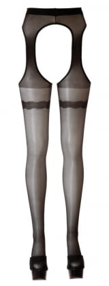 Meia Calças Justas das meias da coleção de Cottelli