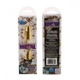 Vibrador Personal Dourado - Precious Metal Gems