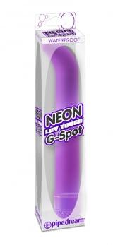 Vibrador Ponto G Neon Luv Touch G Spot