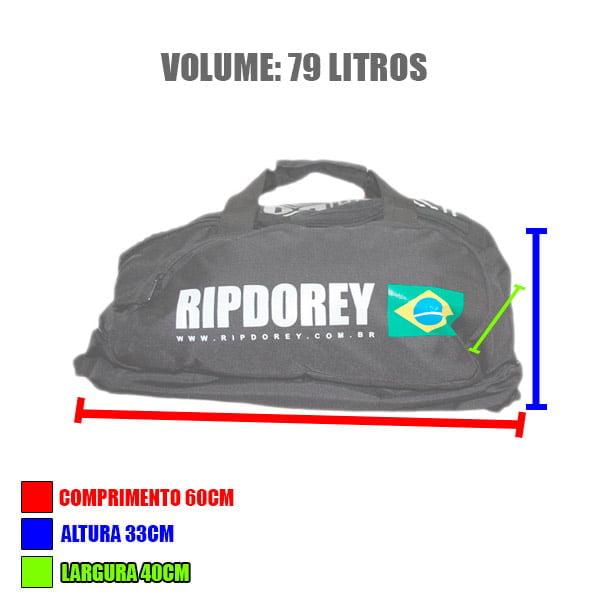 Medidas e volume do produto