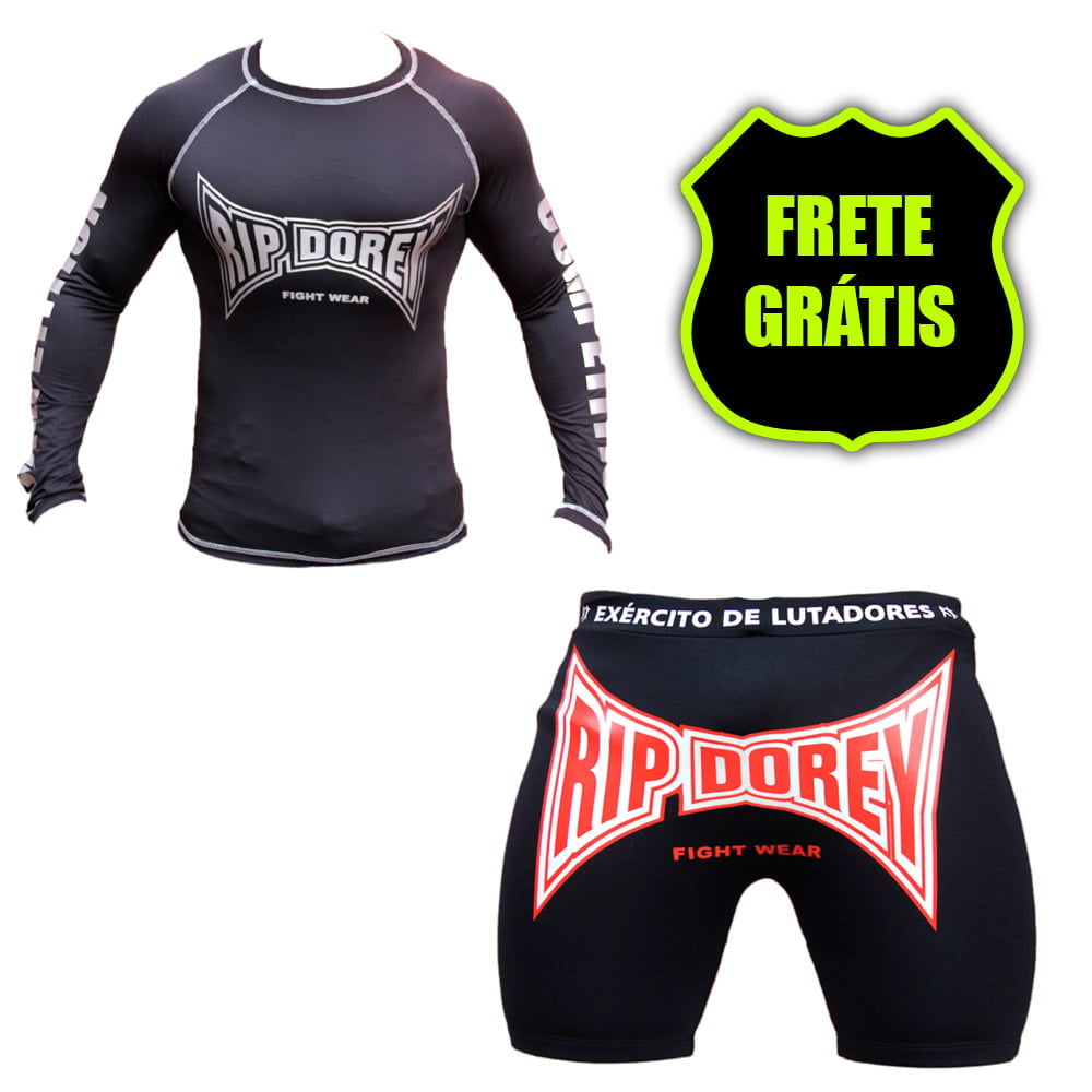 Kit Promocional Submission Professional Rip Dorey
