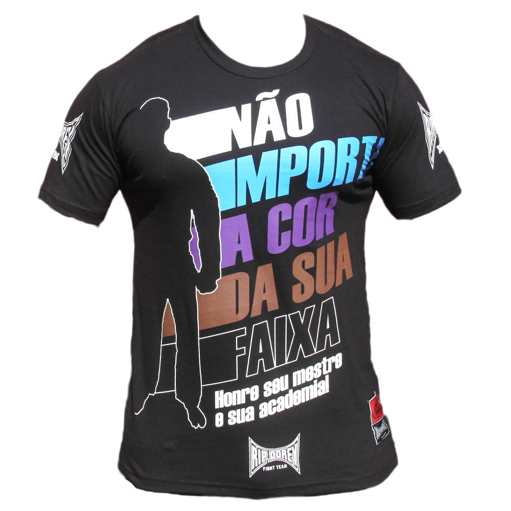 Camiseta Manga Curta As Faixas