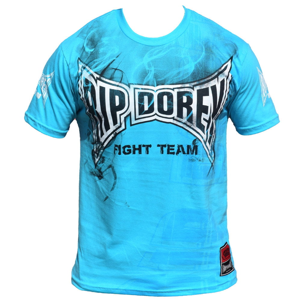 Camiseta Fight Team Azul