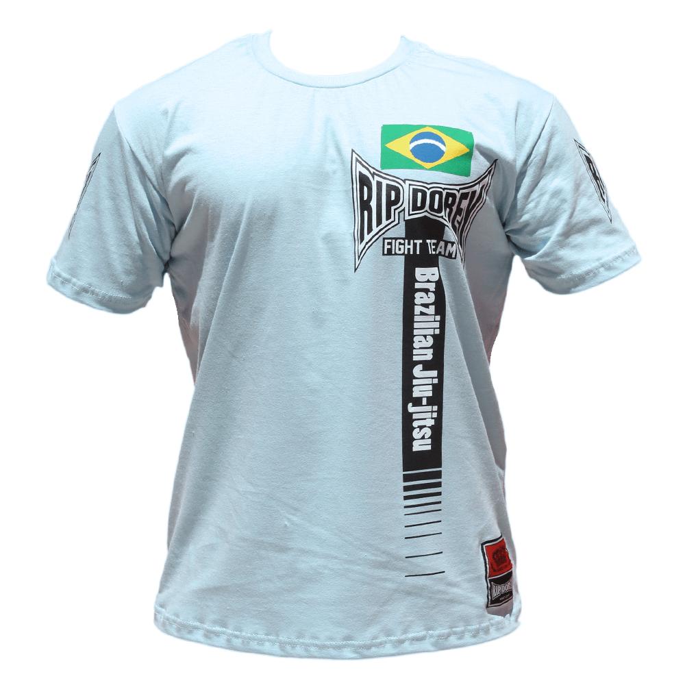 Camiseta Manga Curta Jiu-Jitsu Puxa o Gás