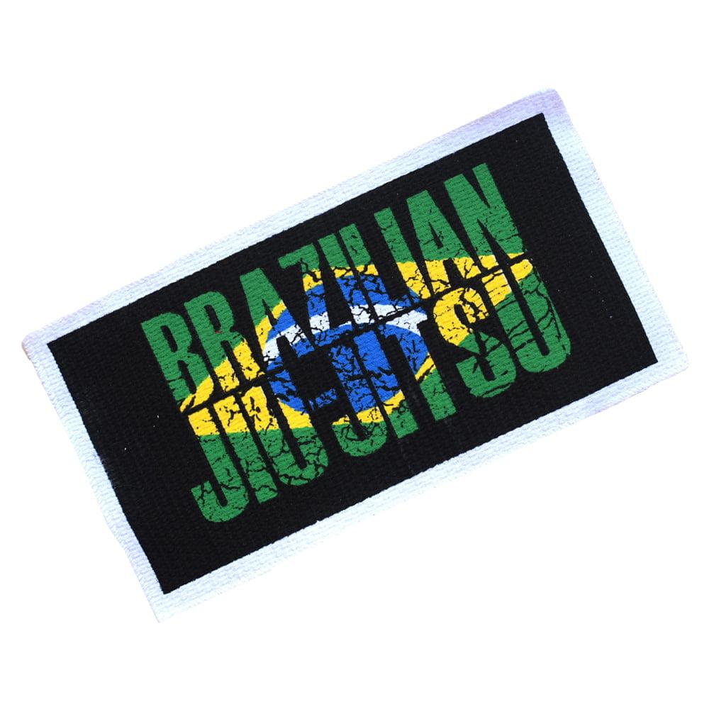Patch Minimo de Força Maximo de Eficiencia Brazilian Jiu-Jitsu