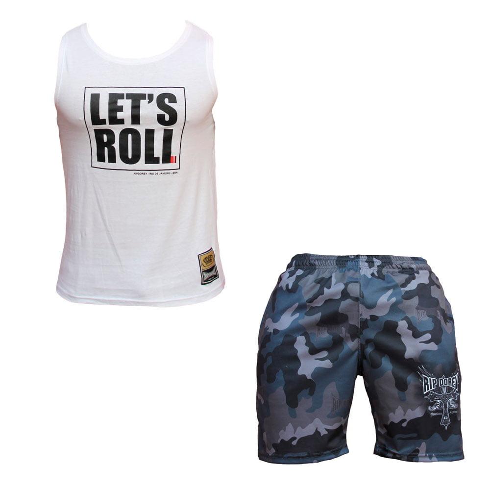 Kit Promocional Let's Roll