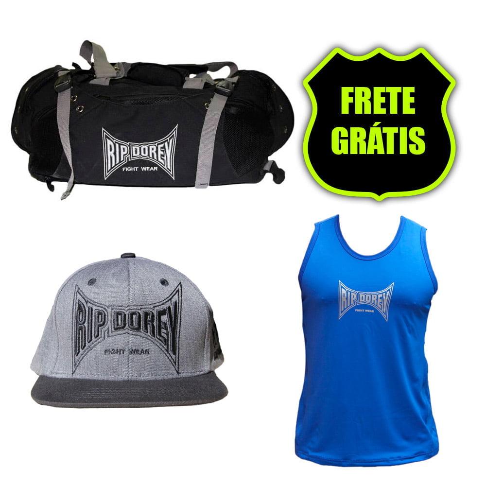 Kit Promocional Viagem de Rip Dorey Fight Wear