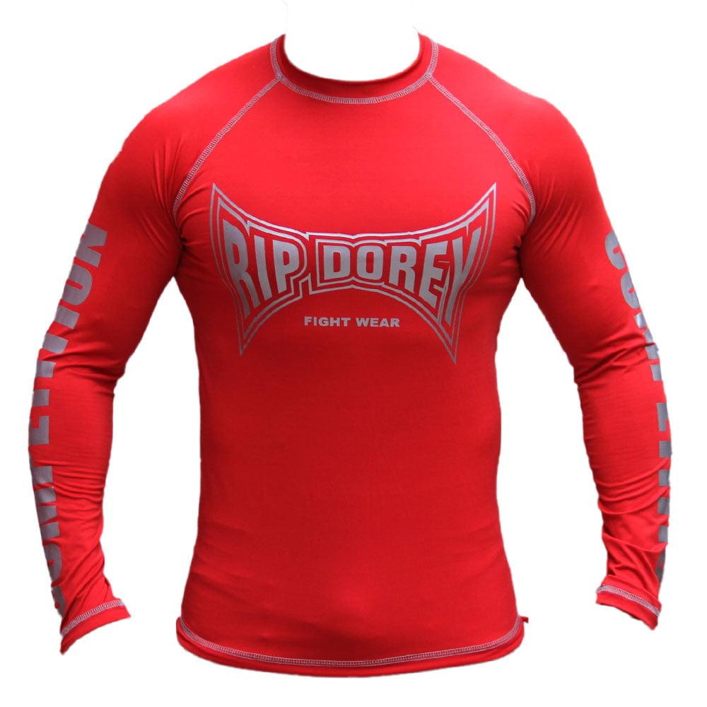 Camisa de Treino Compressão Promocional Vermelha