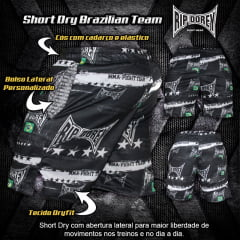 Short Sport Sry Brazilian Team MMA