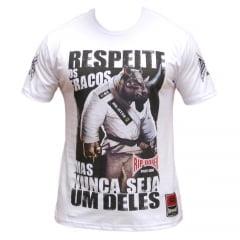 Camiseta Manga Curta Brazilian Jiu-Jitsu Rhino