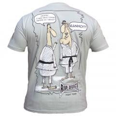 Camiseta Manga Curta Banho Jiu-jitsu