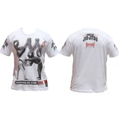 Camiseta Manga Curta BJJ Black Belt