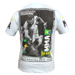 Camiseta Manga Curta Brazilian Stars MMA