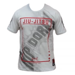 Camiseta Manga Curta GhostFighter Jiu-Jitsu