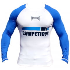 Camisa de Treino Faixa Azul Competidor