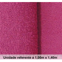 Atoalhado Felpudo Rosa Pink