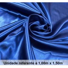 Cetim Azul Royal
