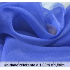 Organza Azul Royal