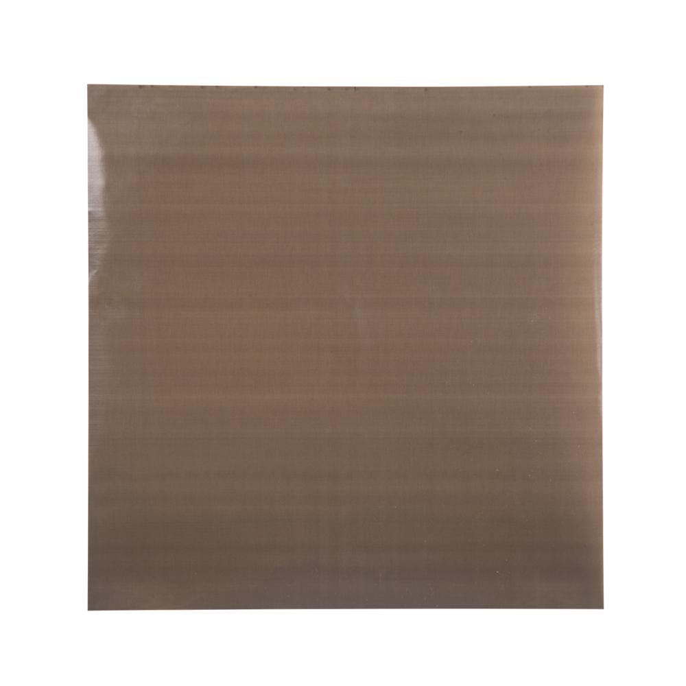 Manta de Teflon para prensas térmicas. Tamanho do Teflon: 40x40cm- Valor Unitário