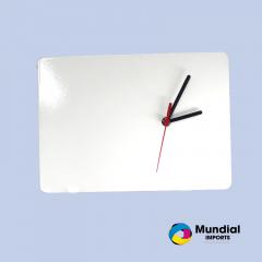 Relógio MDF 20x28 cm sem número