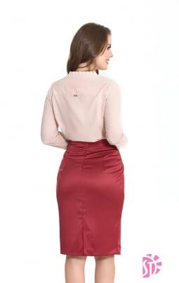 Moda Evangelica - SAIA EVANGÉLICA SOL DA TERRA 03530
