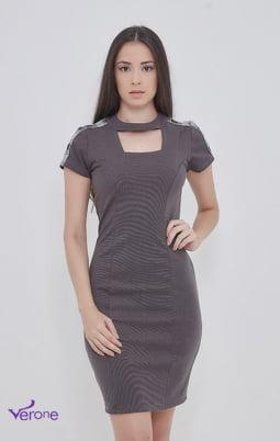 Moda Evangelica - Vestido 75054