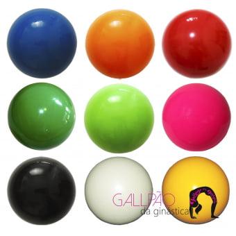 Bola de Ginástica Rítmica 300g - Cores Lisas