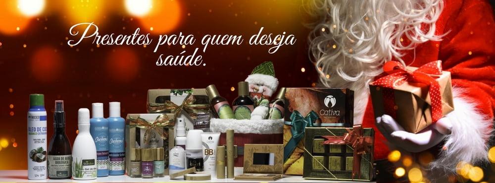 Presentes de Natal Naturais e Orgânicos