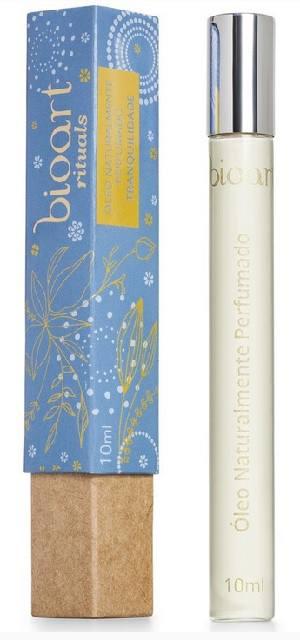 Óleo Naturalmente Perfumado Lavanda - Tranquilidade  10ml - Bioart