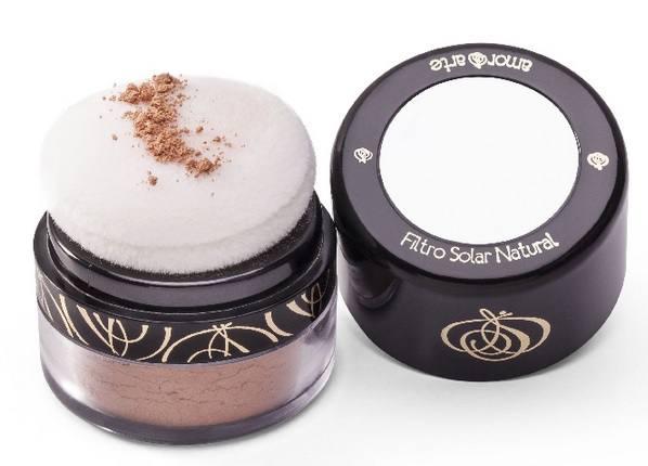 Blush Facial Mineral Bronze Natural - Bioart