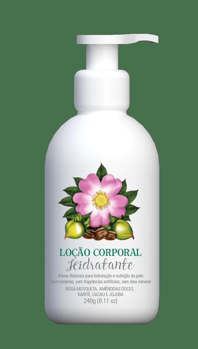 Loção Corporal Hidratante - Hidratação e Nutrição da Pele