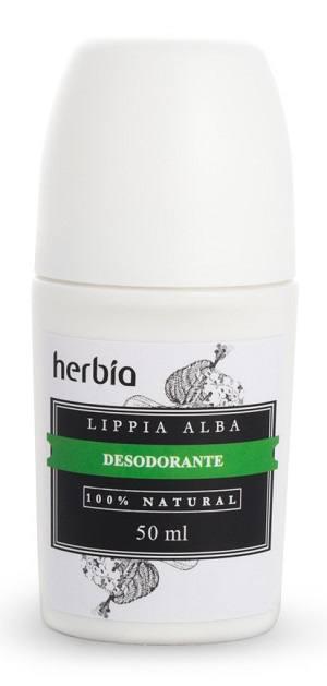 Desodorante Rollon Natural e Orgânico Lippia Alba