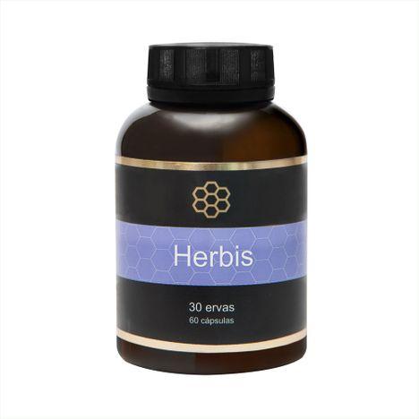 30 Fibras Herbis 500mg - 60 cápsulas
