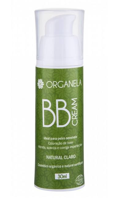 BB Cream - Natural claro - Orgânico, Natural e Vegan