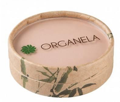 Pó Compacto Claro Natural, Organico e Vegan 10g