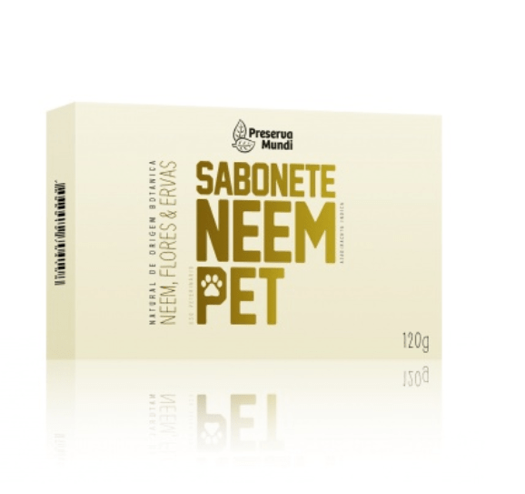 Sabonete de Neem - Uso Animal