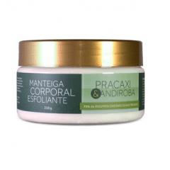 Manteiga Corporal Esfoliante Pracaxi e Andiroba 250g