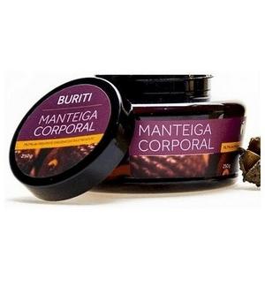Manteiga Hidratação Corporal Buriti 250g
