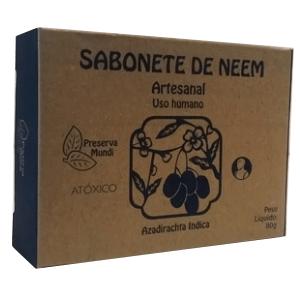 Sabonete de Neem - Uso Humano