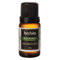 Óleo Essencial de Wintergreen 10ml Herbia