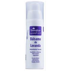 Bálsamo de Lavanda - Hidratante Facial para Pele Jovem 30ml