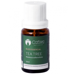 Óleo Essencial de Tea Tree 10ml