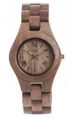 Relógio de Madeira - CRISS NUT