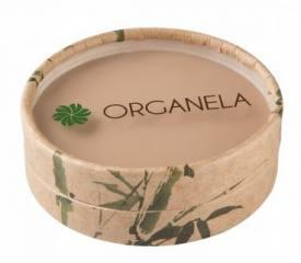 Pó Compacto Médio Natural, Organico e Vegan 10g