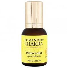 Aromatizador de Ambiente Terapeutico Pomander Chakra Plexo Solar Spray 30ml