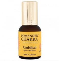 Aromatizador de Ambiente Terapeutico Pomander Chakra Umbilical Spray 30ml