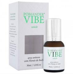 Aromatizador de Ambiente Terapeutico Pomander Vibe Saúde Spray 30ml